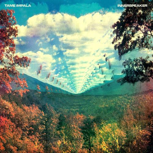 Pochette de Innerspeaker, kaleïdoscope du rêve naturel.