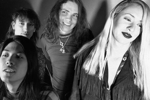 The Smashing Pumpkins en 1991