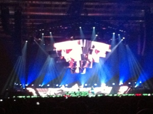 MUSE - 16.10.2012 - Montpellier