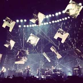 12 Octobre : Radiohead Live at Bercy