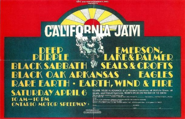 California jam Festival