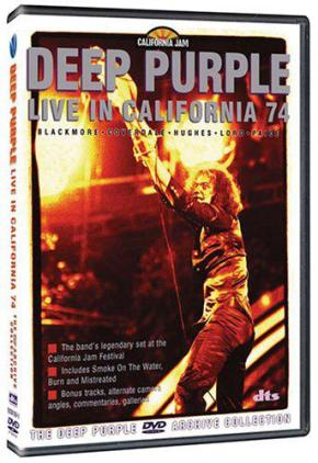 Chroniques: Deep Purple Live in California