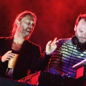 Atoms For Peace : AMOK Launch Party à la Gaîté Lyrique