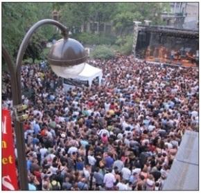 Festival soir d'été à la mairie du 3ème : du plaisirgratuit