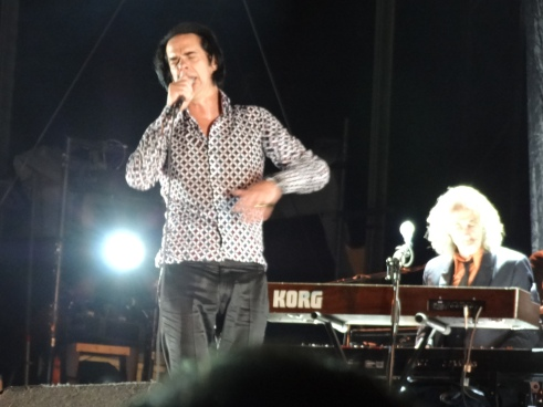 Nick Cave & The Bad Seeds - Nick Cave & The bad Seeds - Local Natives - Photo by DJ Monk - Tout droit réservé