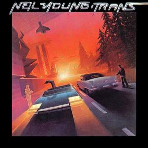 Trans devient le douzième album de la carrière de Neil Young