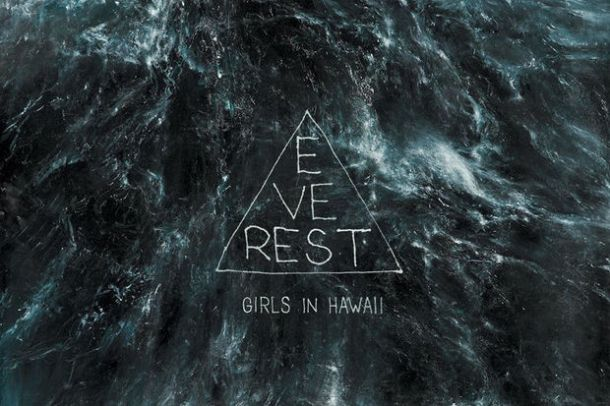 Everest, nouvel album des Girls in Hawaii