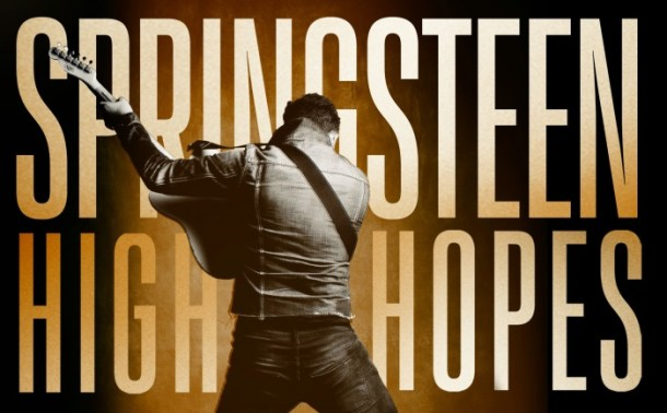High Hopes, nouvel album de Bruce Springsteen (image : brucespringsteen.net)