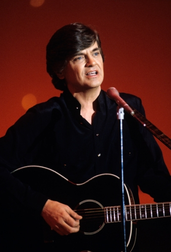 Phil Everly on American Bandstand, 10 février 1983/ Photo : ABC/Getty