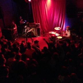 The Blood Red Shoes: Livereport