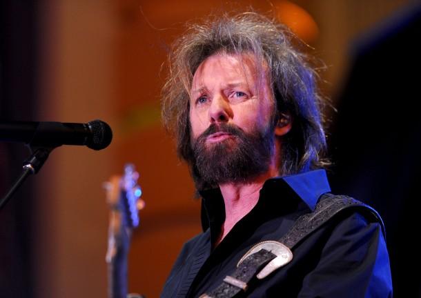 Ronnie Dunn à Las Vegas, le 1er avril 2011, lors d'un concert. ©Getty Images