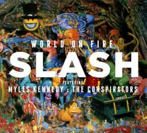 World On Fire: Un album qui s'lâche!