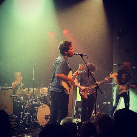 Parquet Courts Crédit : Le Grand Mix