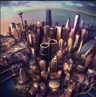 Sonic Highways le nouveau Foo Fighters