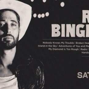 Ryan Bingham : « I'm a poor lonesome cowboy »