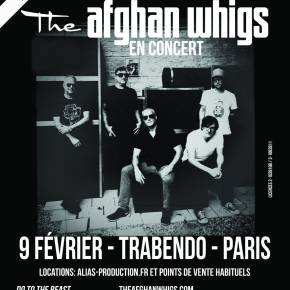 Afghan Whigs au Trabendo, le report !