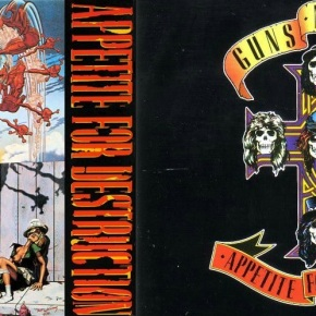 Rock Cult : Appetite for destruction des Gun's N'Roses