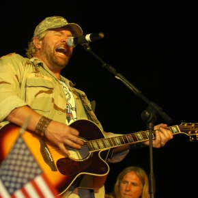Toby Keith, country as usual
