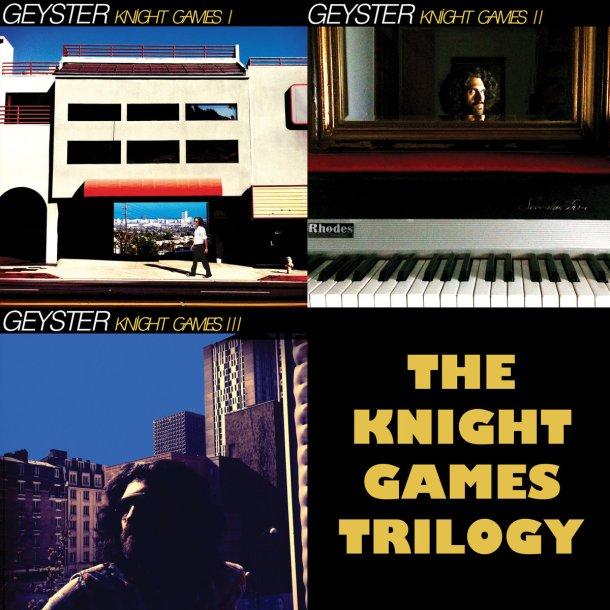 Pochettes des trois albums. Crédits photo : DR