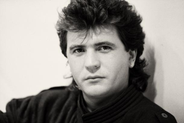 Daniel Balavoine par Franck Stromme (D.R.)