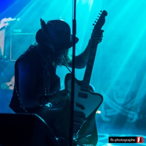 Report : The Dandy Warhols – L'Etage, Rennes (09/05/2015)