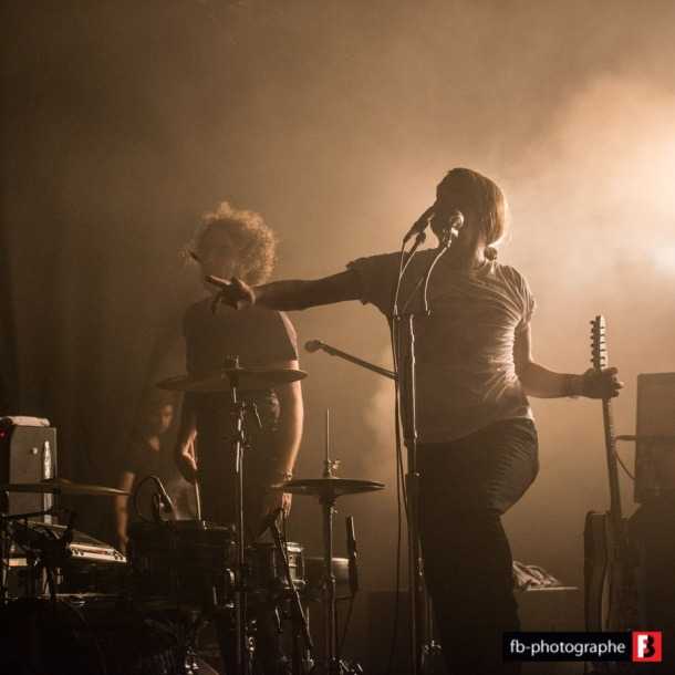 The Dandy Warhols @ l'Etage (Rennes) - 9 mai 2016