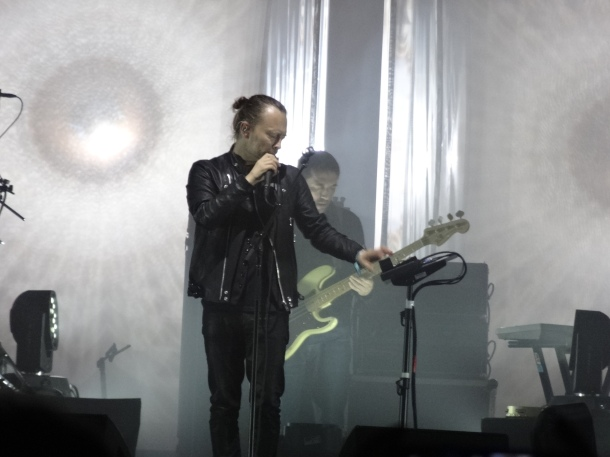 Radiohead - Crédits @DJ Monk