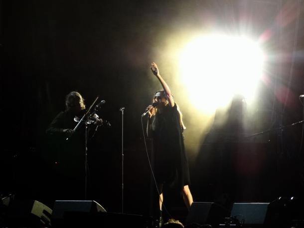 PJ Harvey - Crédits @DJ Monk
