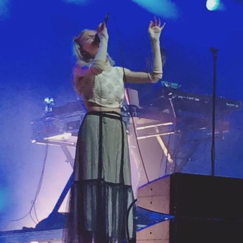 Aurora live credits@Manon Delestre