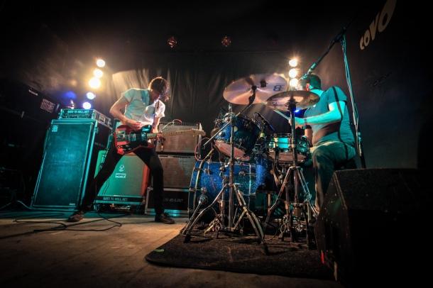 Les Japandroids, au Covo Club à Bologne en 2012 (Copyright : Roberto Taddeo/Flickr)