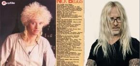 Dans le rétro : Nick Beggs, de la pop synthétique colorée à l'univers sombreprog-rock