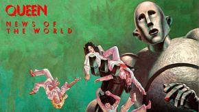 Dans le rétro : l'album News of the World de Queen a 40ans