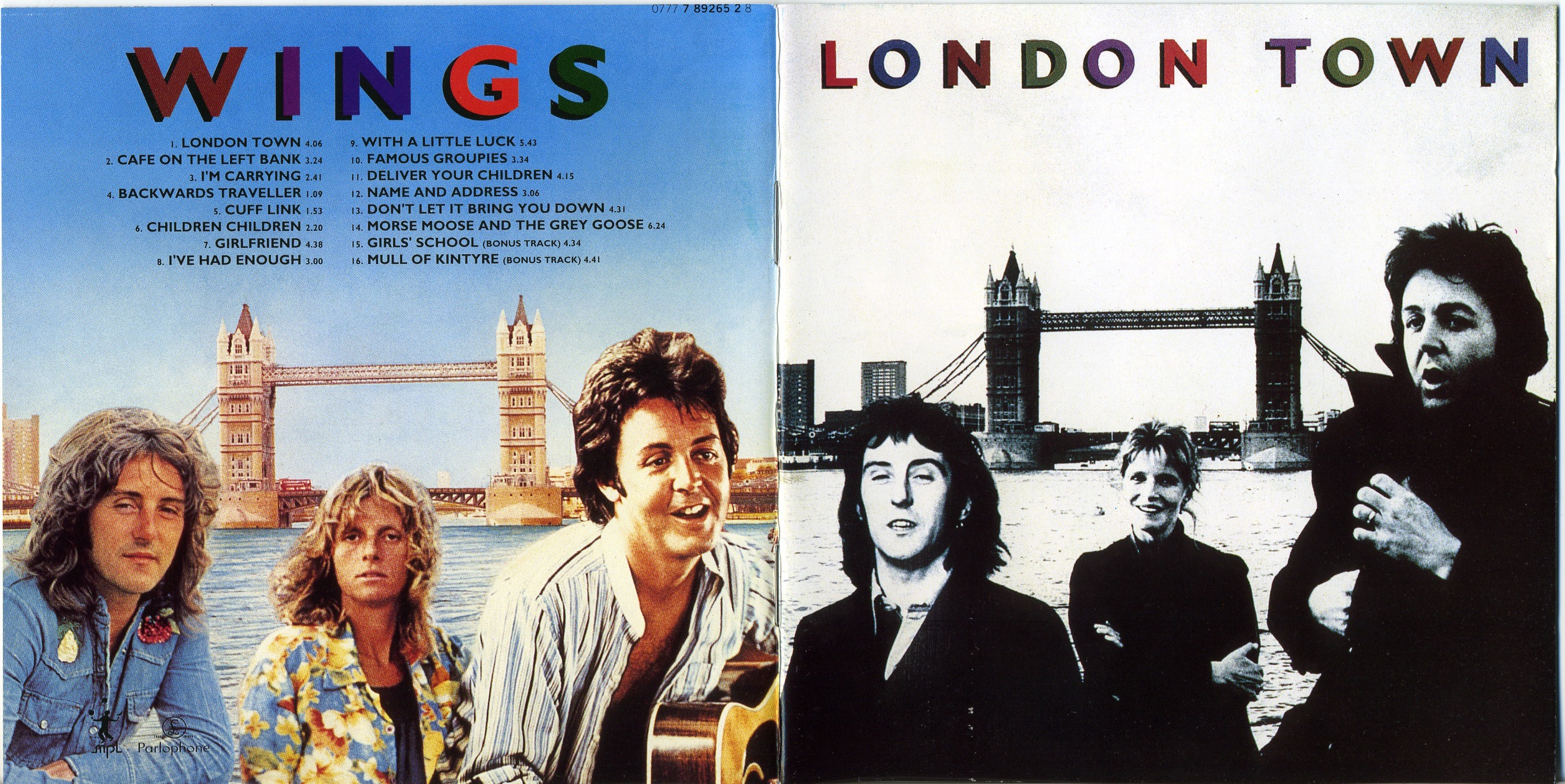 London Town, l'album le plus sous-côté de Paul McCartney